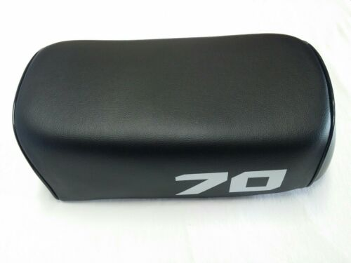 black smooth top HONDA ATC70 COMPLETE SEAT FIT 1978 TO 1985 MODEL