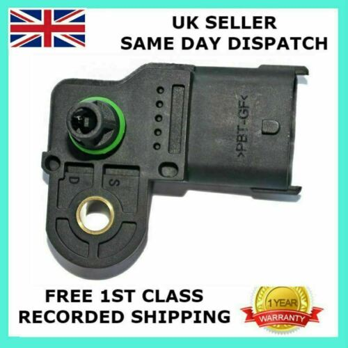 NEW MAP INTAKE MANIFOLD PRESSURE SENSOR FOR DAILY MK3//4//5//6 504088431 73503657