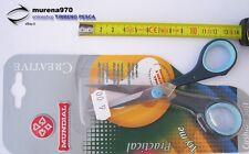 FORBICE IN ACCIAIO INOX MUNDIAL MISURA PICCOLA PESCA CAMPEGGIO E CUCINA - F5