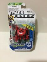 Hasbro Transformers Prime Cyberverse Legion MIRAGE MOSC Sealed New
