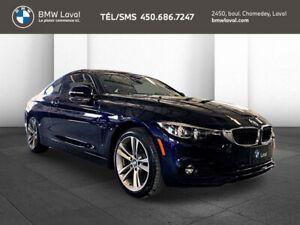 2018 BMW Série 4 430i xDrive Combinaison de Couleurs Rare! 25,000 KMS!