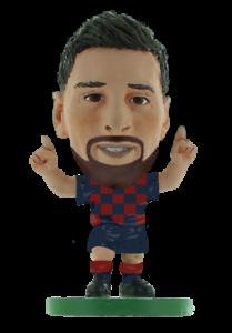 SoccerStarz Lionel MESSI Barcellona Home Kit 2020 Modellino