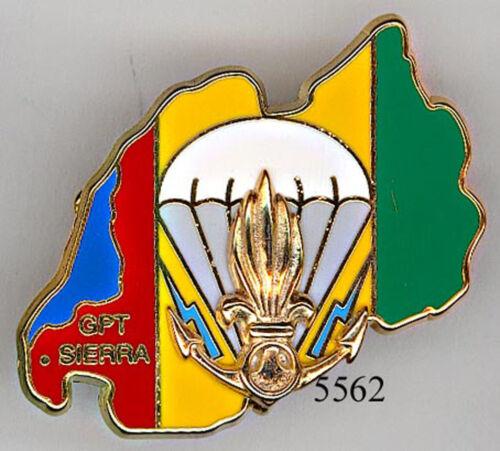 PARACHUTISTE RWANDA 5562