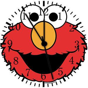 Elmo wall Clock 10\