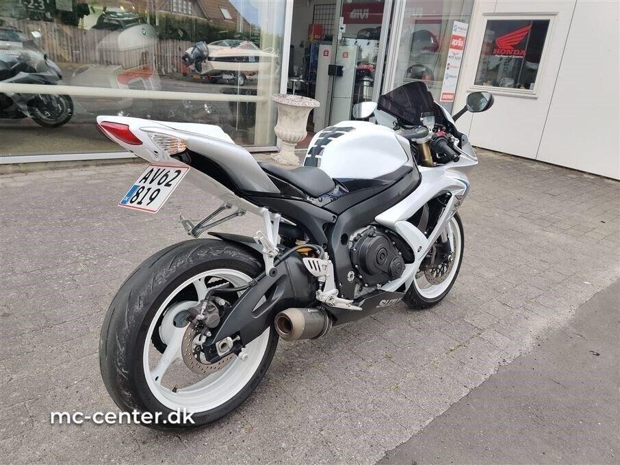 Suzuki, GSXR 600, ccm 23000