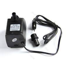 EU Plug  Submersible Fountain Air Fish Tank Aquarium Water Pump 220V 20W 1000L/H