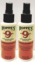 Hoppe's Lube Oil 4 Oz Pump 1004 Lot Of 2
