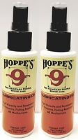 Hoppe's Lube Oil 4 Oz Pump 1004 Lot Of 2