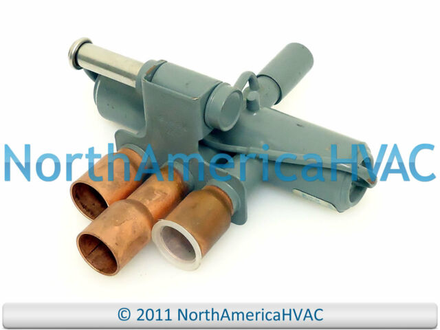 Carrier Bryant Payne Heat Pump Reversing Valve EF19ZG237 EF19ZG240 EF19ZG208