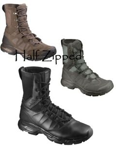 official photos d01f3 d3144 Details about Salomon JUNGLE ULTRA Tactical Boots 379501 URBAN 398243 7-13