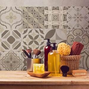 Ps00139 adesivi murali in pvc per piastrelle per bagno e for Adesivi murali per bagno