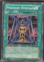 YU-GI-OH Magische Dimension Common SD6-DE029