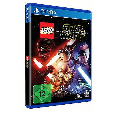 Playstation Vita Spiel: Lego Star Wars 7 PSV Erwachen der Macht Neu & OVP