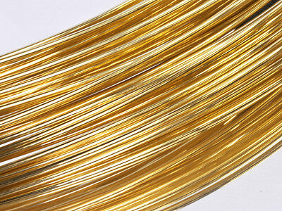 24,26 GA 14K Gold-Filled Round Wire Dead Soft jewelry wrapping, crafts