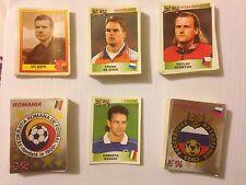 PANINI EURO 96 ENGLAND EUROPA 1996 - Choose 10 stickers to complete your album