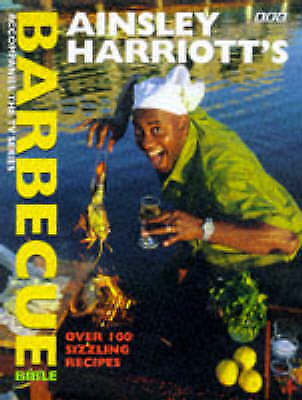 Very Good, Ainsley Harriott's Barbecue Bible, Harriott, Ainsley, Book