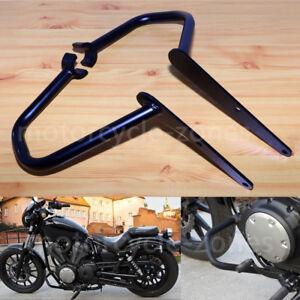 Fougueux For Yamaha V Star Xvs950 Bolt Xv950 Motorcycle Engine Guard Crash Bar Protector Moins Cher