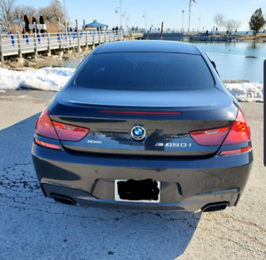 BMW 650 coupe xi