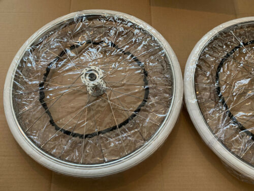 Wheel Tyre Covers For Silver Cross Dolls Kensington Balmoral Coach Bulit Prams