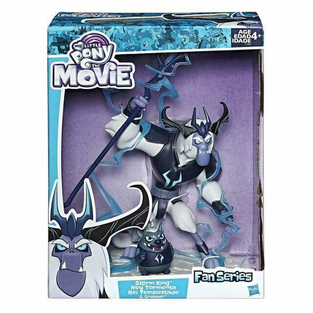 My Little Pony The Movie Storm King Figure 2016 Misb Hasbro For Sale Online Ebay