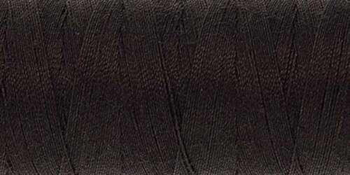 Metrosene 100/% Core Spun Polyester 50wt 165yd Obsidian 762303598379