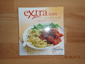 Slimming world extra easy cookbook 50 fab food optimising recipes new ebay New slimming world meals