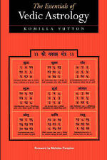 The Essentials of Vedic Astrology: The Basics by Komilla Sutton (Paperback, 199…