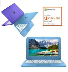 HP-11-6-034-HD-Intel-N3060-4GB-32GB-eMMC-Windows-10-Streambook-1-Year-Office-365