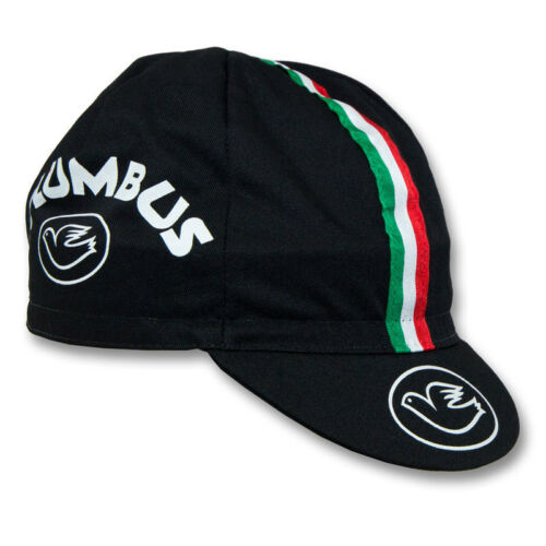 Cinelli Columbus Cotton Cycling Bike Cap