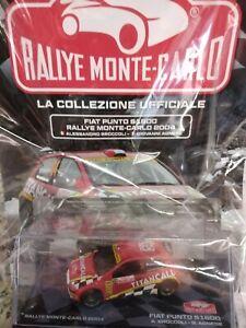 1-43-FIAT-PUNTO-S1600-2004-RALLYE-MONTE-CARLO-C-54-IXO-DIE-CAST-MIB