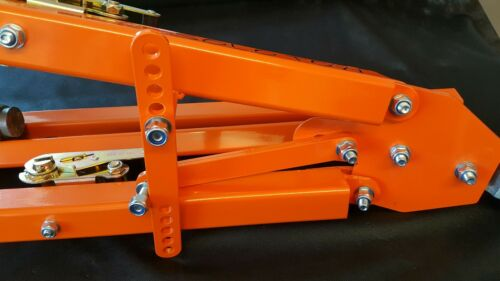 SOLO TOW  A FRAME 2.6 TON REC PRO H//DUTY FRAME WITH TRAILER BOARD1.21 /& 10M CA