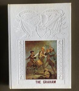 1976-GRAHAM-HIGH-SCHOOL-YEARBOOK-THE-GRAHAM-BLUEFIELD-VA-Vintage