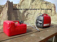HONDA EU2000i GENERATOR EXTENDED RUN 3.2 GALLON FUEL TANK SYSTEM READ FIRST