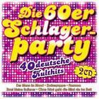 Die 60er Schlagerparty-40 deutsche Kulthits von Various Artists (2013)
