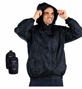 a6a2a45cbcfd Image is loading Pro-Climate-Mens-Waterproof-Jacket-Lightweight-Wind- Resistant-