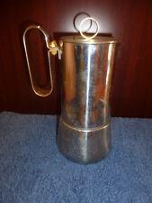 Alte BIALETTI  Espressokocher orig. Italien gebraucht  - OLD COFFEE MAKER