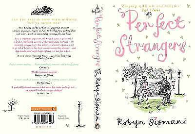 Perfect Strangers, Sisman, Robyn, Excellent Book