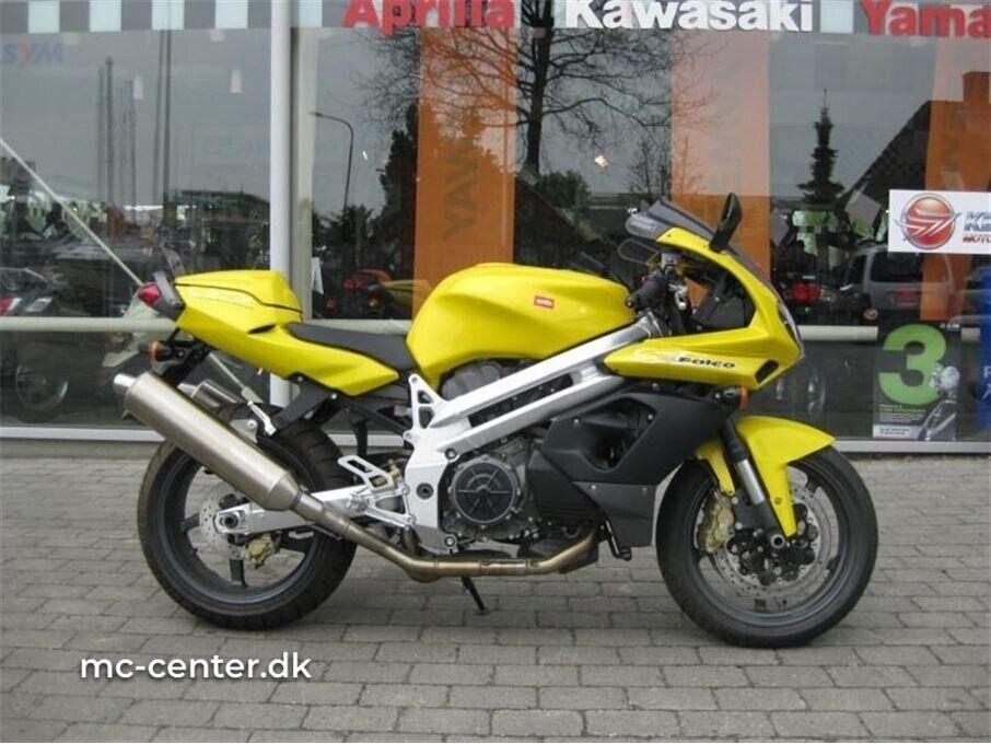 Aprilia, SL 1000 Falco, ccm 1000