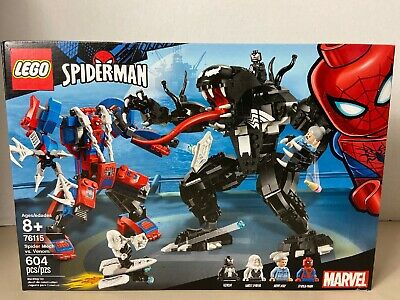 LEGO Super Heroes Marvel Spider-Man 76115 FAST FREE SHIPPING