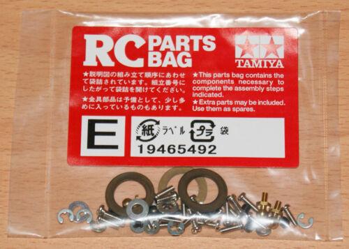 9465492//19465492 Vis Sac E Tamiya 56304 Globe Liner Neuf sous emballage