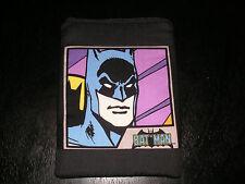 Batman bat comic DC handmade zipper fabric mini ipad Kindle casesleeve cover