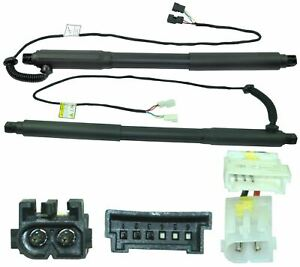 PAIR-Boot-Cargo-Area-Gas-Spring-Strut-Auto-REAR-Tailgate-FOR-BMW-X5-E70