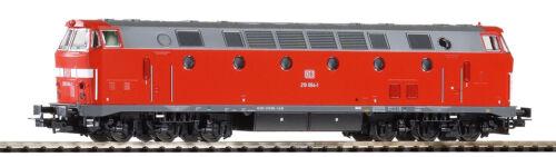 Piko 59938 Diesellok 219 084-1 Museumslok DC Digital Sound H0