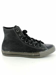 Converse-Ctas-Distressed-Hi-uomo-pelle-scamosciata-sneaker-alta-158976C-A
