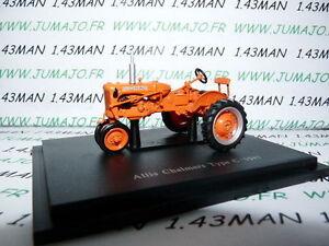 TR66-Tracteur-1-43-universal-Hobbies-n-135-ALLIS-CHALMERS-Type-C-1947