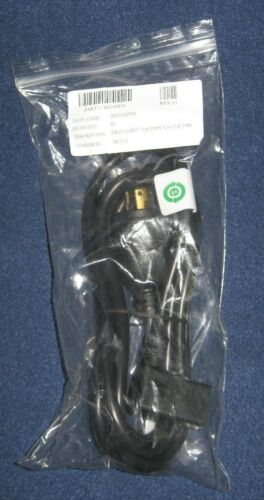 8Ft L6-15 to C19R 15A 14AWG 250V AC Server Power Cord