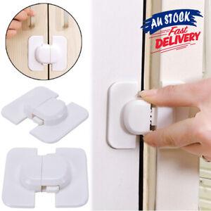 Baby-Pet-safety-fridge-lock-AU-Kid-Proof-Cabinet-Drawer-Cupboard-Door-Child