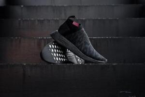 97344ffbcb4ec Adidas NMD CS2 PK size 12.5. CQ2373. Primeknit Black Pink. ultra ...