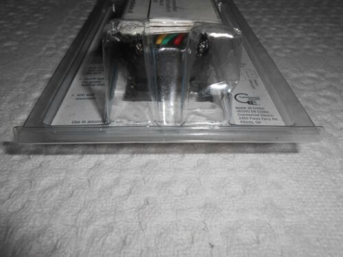 SEALED NEW COMMERCIAL ELECTRIC ILLUMINATED SLIDE DIMMER 120V 600W #164-883