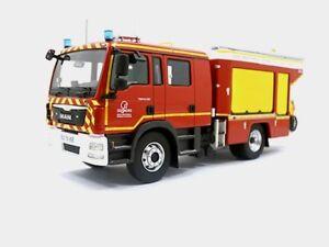Man Tgm Gallin Fpt Sdis 59 Pompiers Alerte